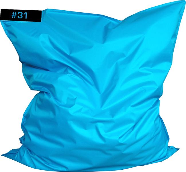 Aqua Blauwe Zitzak.Number31 Basis Zitzak Aqua Blauw 4 Casa